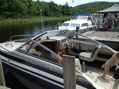 Larson Cuddy Cabin Boats Sale by Larson Dc 215 Cuddy Cabin Great Family Boat 1985 For