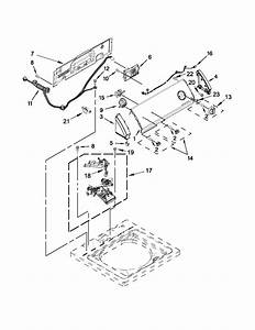 Crosley Model Caw9244bw0 Residential Washers Genuine Parts