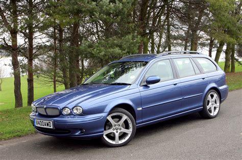 Jaguar X-type Estate Review (2004