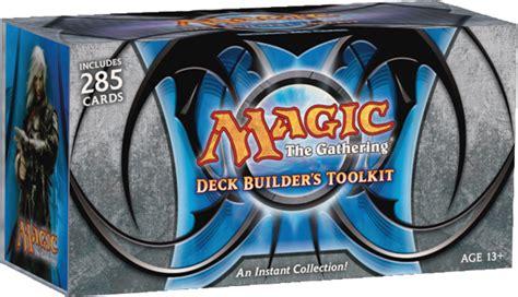 Magic Deck Builders Toolkit Walmart by Magic The Gathering Ot Neogaf