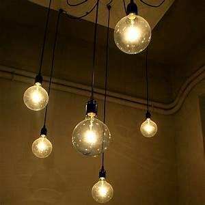 Suspension Luminaire Industriel : lampe style industriel ikea ~ Teatrodelosmanantiales.com Idées de Décoration
