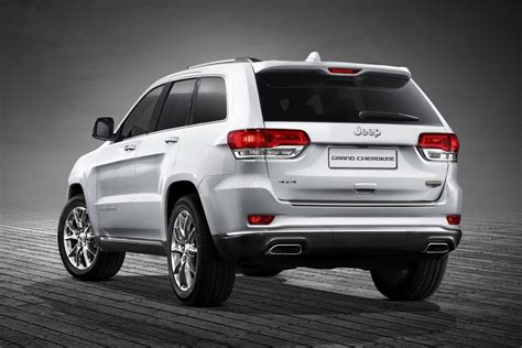 2019 Jeep Grand Cherokee Changes and Redesign   Carstuneup