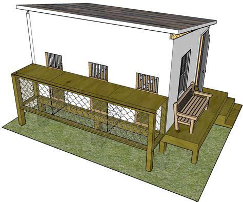 small pigeon loft plans  diy  plans