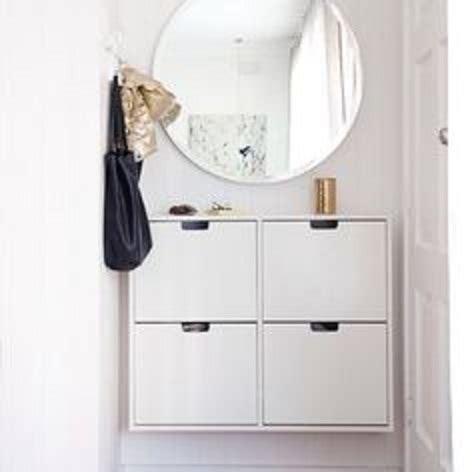 ikea bathroom idea hackers help wall mounting ikea stall shoe cabinet