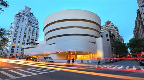 solomon r guggenheim museum manhattan new york city most beautiful places in the world