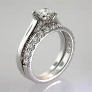 Bridal Diamond Wedding Ring Sets