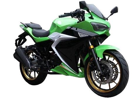 Automatic Street Sport Motorcycles , Electric Sports Bike