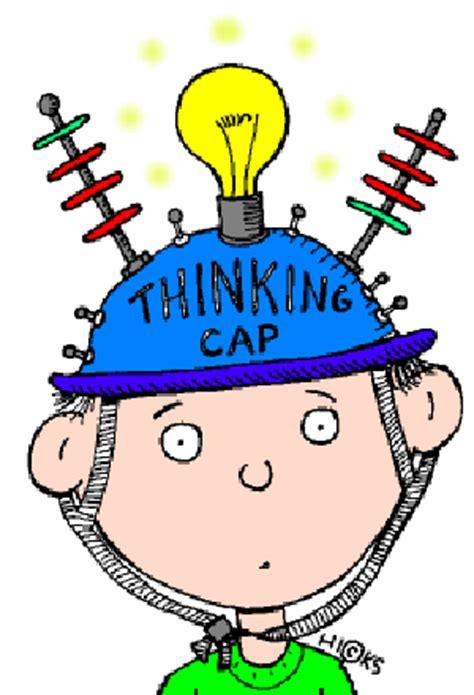 animated student thinking background