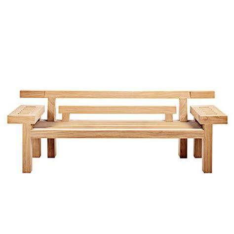 plan de banc en bois plan banc bois sur enperdresonlapin