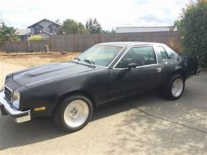 1980 Chevy Monza  2 5l  4bbl  4 Spd  Centerlines For Sale