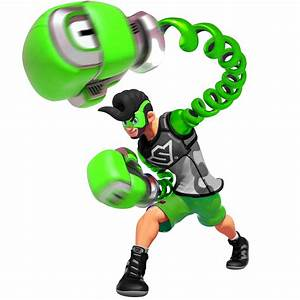 Hey Guys! Did you hear that Little Mac was in Arms? : ARMS