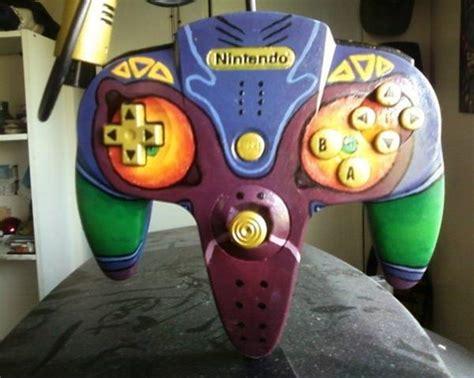 Majoras Mask N64 Controller Retro Gaming Pinterest