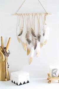 Diy modern yarn hanging homey oh my