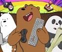 We Bare Bears Develobears - Games online 6games.eu