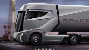 Tesla Truck Envisioned Musk Says QuotModel 3 Is Priority