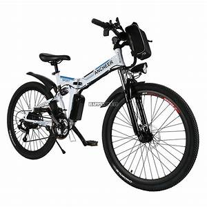 Ebike Mountain Bike : 26 folding electric mountain bike bicycle ebike w ~ Jslefanu.com Haus und Dekorationen