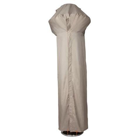 housse de protection pour parasol chauffant innov axe l 120 x l 60 x h 240 cm leroy merlin