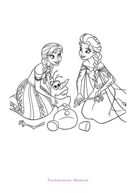 Pictures Of Elsa And Anna Exercice Corrigé Pour Le Maternelle Coloriage De La Reine Des Neiges