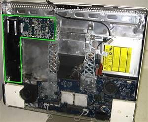 Ersterhernds Imac G5  Isight 20 A1145  Project