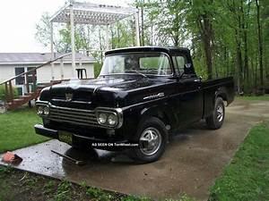 Pick Up Ford : 1959 ford f 100 pick up ~ Medecine-chirurgie-esthetiques.com Avis de Voitures