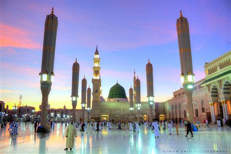 File:المسجد النبوي الشريف - المدينة المنورة.jpg ...