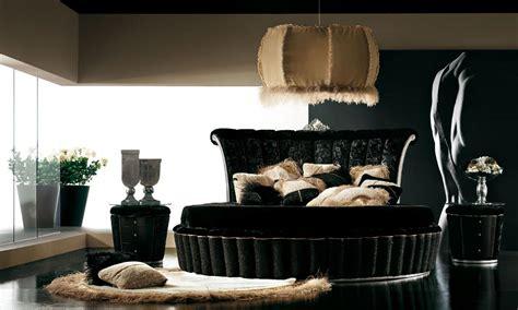 luxurious black bedroom design stylehomesnet