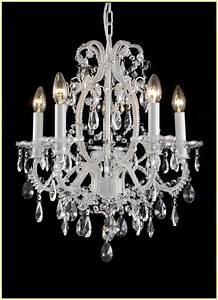 Shabby Chic Chandeliers Cheap Home Design Ideas