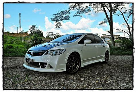 Honda Civic Fd Modified Photo Gallery #7/9