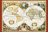 Worldmapsonline.com world maps | Mapyourwall.com