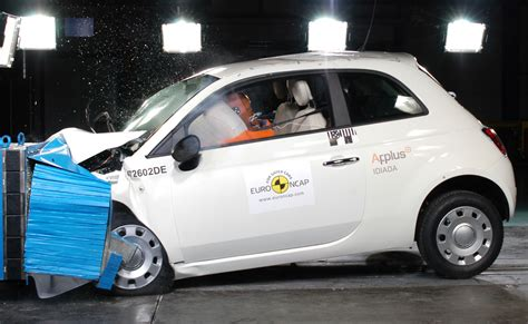 Safety Rating Fiat 500 by Fiat 500 Jul 2007 2012 Crash Test Results Ancap