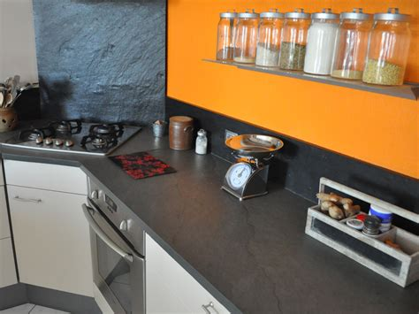 ardoise deco cuisine minardoises cuisine en ardoise naturelle