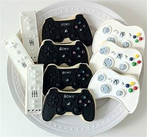 Game Controller Cookies: Press A to eAt - Technabob