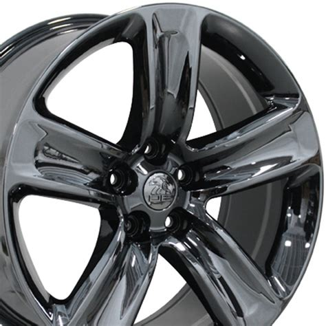 charcoal jeep grand cherokee black rims 20 quot pvd black chrome grand cherokee srt goliath style
