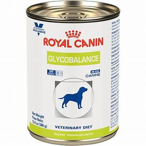 Royal Canin Glycobalance Diabetic Health Canned Dog Food