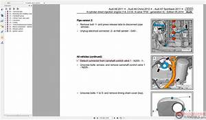 Audi A6 2012-2015 Service Repair Manual Pdf