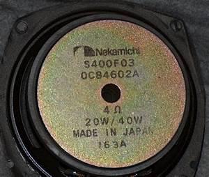 First Gen Ls400 Nakamichi Info  - Clublexus