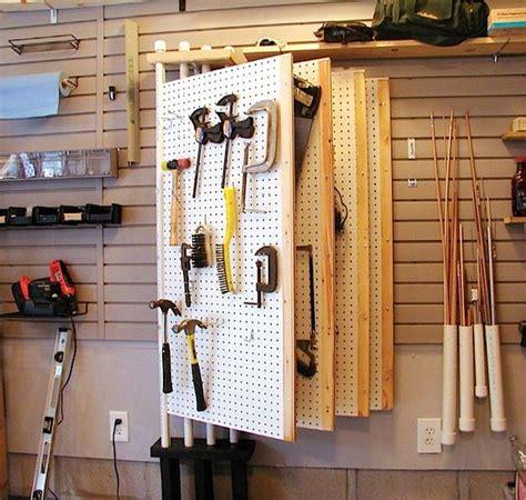 Kitchen Closet Organization Ideas - idées pour ranger l 39 atelier et le garage