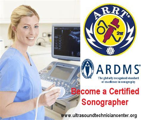 step  types  ultrasound technician certification