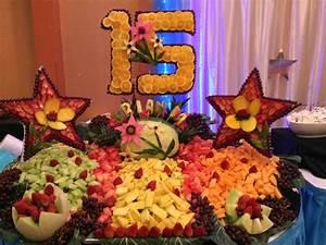 rosy decoraciones y frutas quinceañeras y bodas dallas