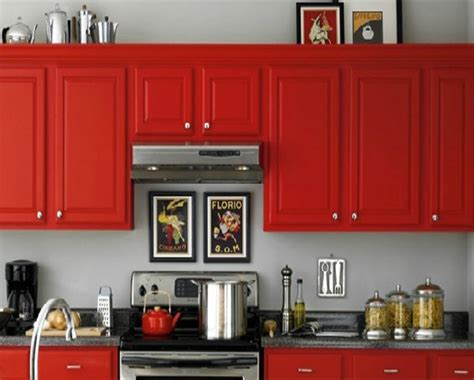 high gloss red kitchen red kitchen cabinets makeover painted kitchen cabinet ideas kitchen