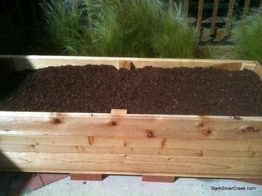 planter box plans home