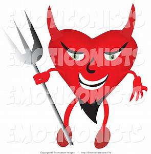 Gallery For > Evil Heart Clipart