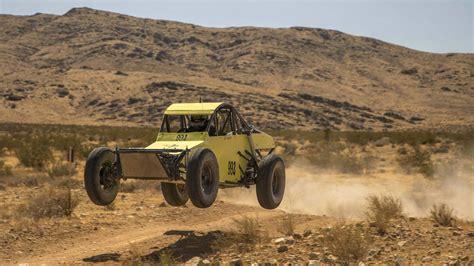 VW Celebrates 50 Years Of Baja, I Manhandle Some Buggies ...