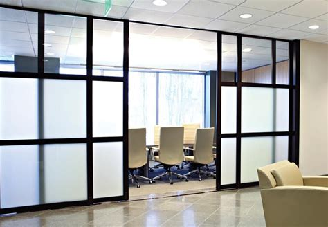 Glass Office Dividers & Conference