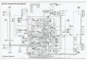 73 Jensen Healey Wiring Diagram