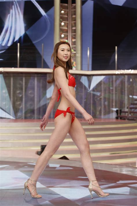 Miss Chinese International 2018 Contestants Appear In