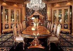 The World39s Most Luxurious Dining Table And Chairs