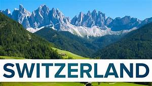 Top 10 Facts - Switzerland // Top Facts - YouTube