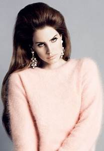 Lady Sasefras: Style icon : Lana Del Rey