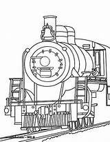 Train Coloring Pages Steam Engine Drawing Printable Colouring Locomotive Trains Express Netart Polar Coal Sheet Getdrawings Boxcar Template Searches Recent sketch template